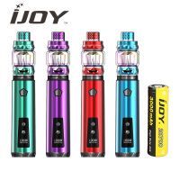 Clearance IJOY Saber 100 VW Kit with 100W Vape Pen MOD & 3000mAh Battery & 2ml Diamond Subohm Tank Vape Pen Kit vs Ijoy wan