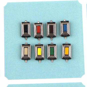 100Pcs High Quality 3*6*2.5mm touch switch 2 Pin micro motion button switch two feet LCD 3x6x2.5 high-end image