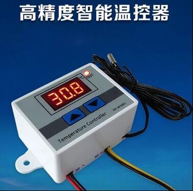 Xh-W3001 W3001 Temperature Controller Digital Led Temperature Controller Thermometer Thermo Controller Switch Probe Dc 12v