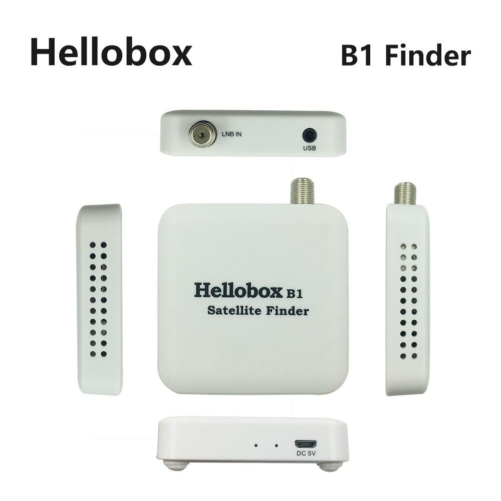 Hot Sale] Hellobox Smart S2 Satellite Finder Satellite Receiver TV