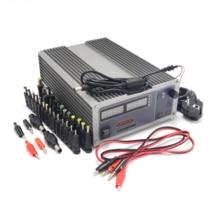 GOPHERT CPS-6011 60 в 11A Цифровой Регулируемый DC лабораторный блок питания высокой мощности компактный MCU PFC DC источник питания
