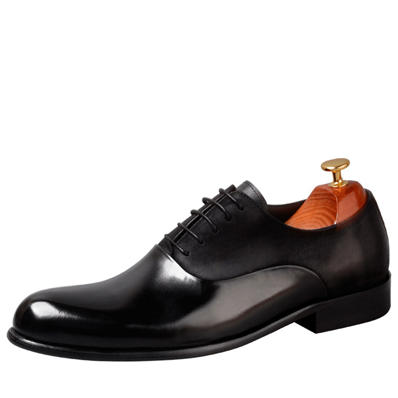 Italian Fashion Men Dress Shoes Genuine Leather High Quality Cow Leather Lace Up Black Wine Red Office Shoes Oxfords Men ShoesItalian Fashion Men Dress Shoes Genuine Leather High Quality Cow Leather Lace Up Black Wine Red Office Shoes Oxfords Men Shoes