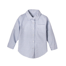 2016 new 100% cotton shirts baby boys wear for spring children clothes long sleeve boys stripes shirt clothing for spring-autumn