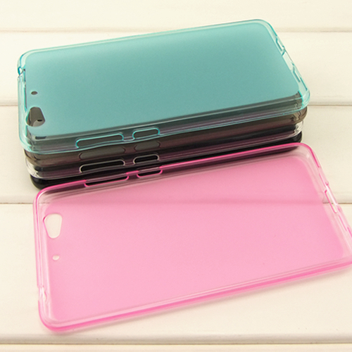 4Colors for QMobile Noir Z12 Pudding Covs