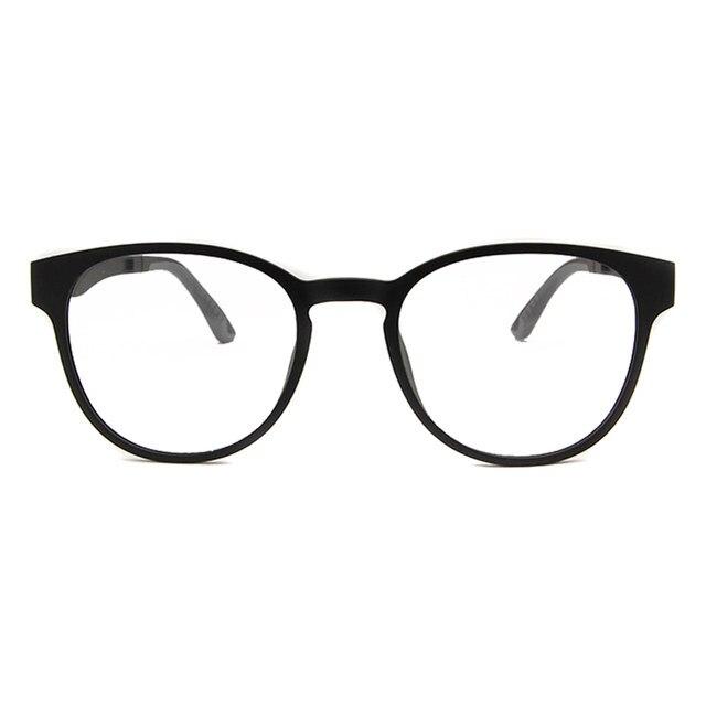 Tienda Online Vintage ronda Gafas Marcos con imán clip en Gafas de ...