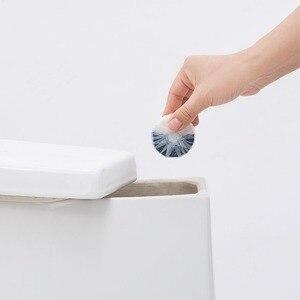 Image 3 - Youpin Sauber n frische Doppel wirkung Wc Block Unabhängige Wasser löslich Film Verpackung Anionische Aktiven Faktor tief Reinigen