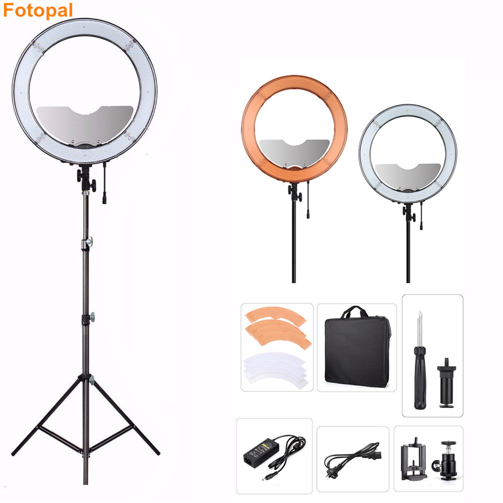 Aliexpresscom Buy Fotopal Dimmable Led Photo Ring Light With