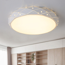 Led Deckenleuchte Fr Wohnzimmer Esszimmer AC85 265 V Hause Decke Dekoration Leuchten Moderne Fhrte Dimmen Lampara De Techo