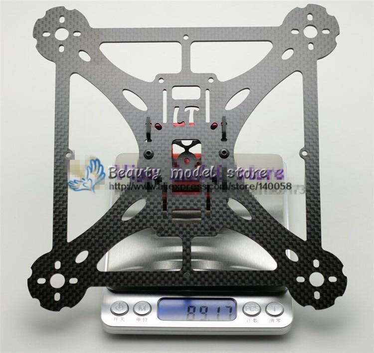 Neue DIY drone reine kohlefaser quadcopter rahmen LT HEX 4 200 pro ...