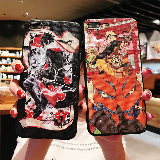 Trendy Naruto iPhone Cases