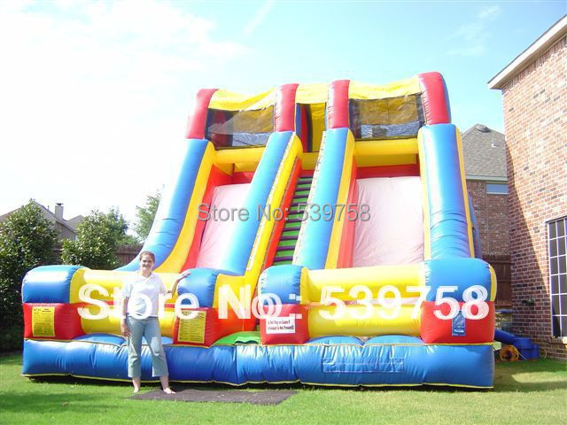 Factory direct inflatable fun city, inflatable slides, inflatable toys.  цены