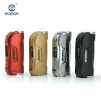 Original HCIGAR Warwolf Vape Mod Output 1 80w WATT And TEMP Mode Vaporizer Powered 18650 Battery