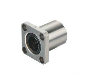 LMK60UU Square Flange Linear Bearing 60*90*110 mm ( 2 Pcs ) LMK 60UU LMK 60MM Series For Shaft Guide Rail Rod CNC Parts LMK60 UU