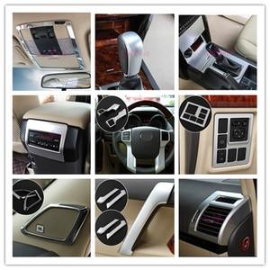 Image 1 - Voor Toyota Land Cruiser 150 Prado FJ150 2010 2017 Deur Handvat Houder Steerling Wiel Gear Cover Chrome Auto Styling accessoires