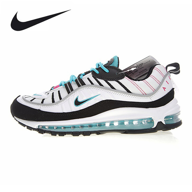 check out e84cc 6bfe7 ... sweden nike air max 98 south beach mens and shock absorption womens  running shoes 159bf b171c