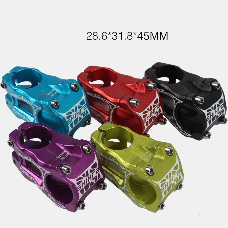 31.8mm Bike Stems ±17° UNO 6061Al Alloy MTB Road Bike handlebar Stem 70-130mm