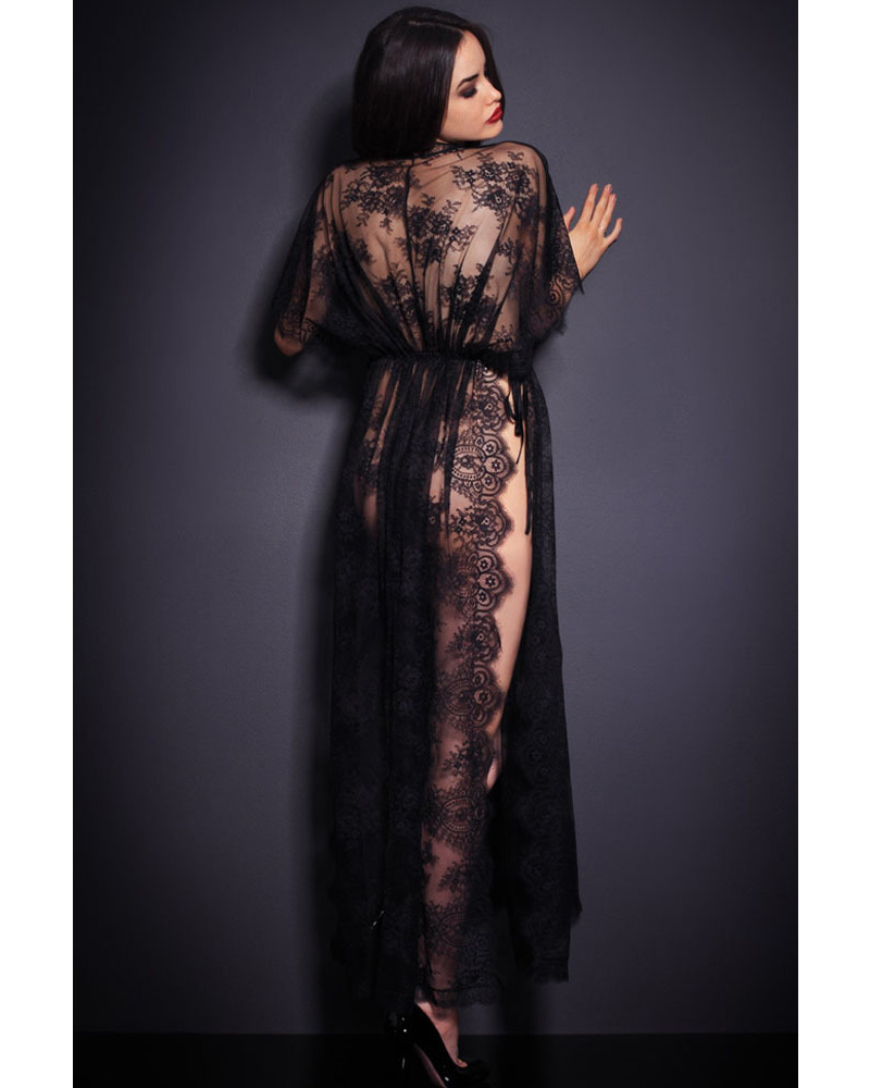 Exotic Lace Gowns