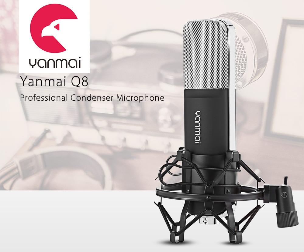 Yanmai Q8 Condenser Microphone 6
