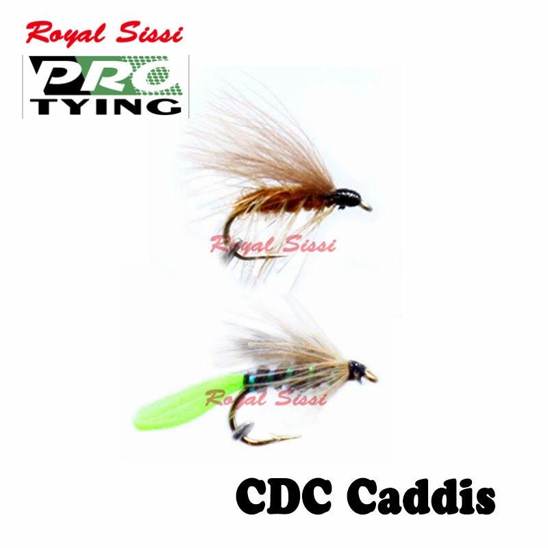 Nymphs,Fly Fishing Trout Fishing Flies 10PCS//Pack Beadhead PM Caddis #14