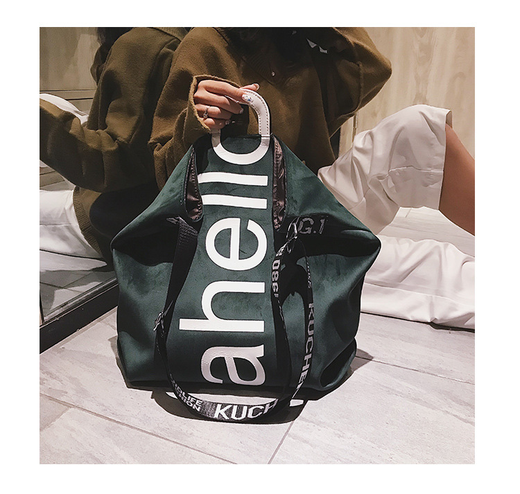 HTB1HqFQXsnrK1RjSspkq6yuvXXae - New Large-capacity Velvet Handbag Fashion Lady Letter Shoulder Crossbody Bag High Quality Women's Shopping Bag Tote