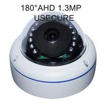 960P AHD Camera 180degree Fisheye CCTV indoor Dome Camera