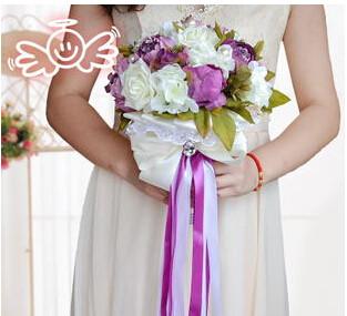Bride-Bouquet-Vintage-Artificial-Flower-Wedding-Bouquet-Peony-Wedding-Flowers-Romantic-Fashion-bouquet-de-noiva-Pink (3)