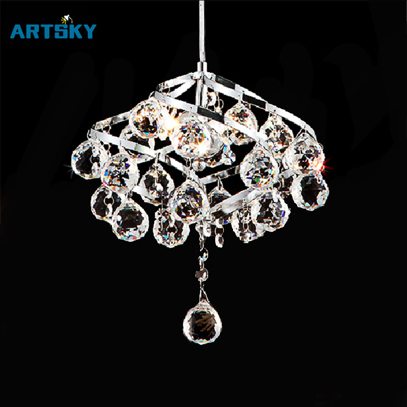 Modern Simple LED Crystal Pendant Lamp Aisle Restaurant Pendant Lights Bedroom  Study Lamp European-Style Entrance Lamp 6918 2rs abec 1 90x125x18mm metric thin section bearings 61918rs 6918rs