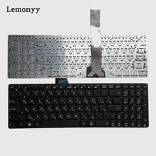 Russian Keyboard FOR ASUS K55 K55A K55V K55VJ K55VM K55VD K55VJ K55VS K55XI K55DE K55DR 0KNB0-6121RU00 RU Laptop Black(China)