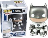 Exclusive Funko pop DC Comics: White Lantern: Batman Vinyl Action Figure Collectible Model Toy with Original Box