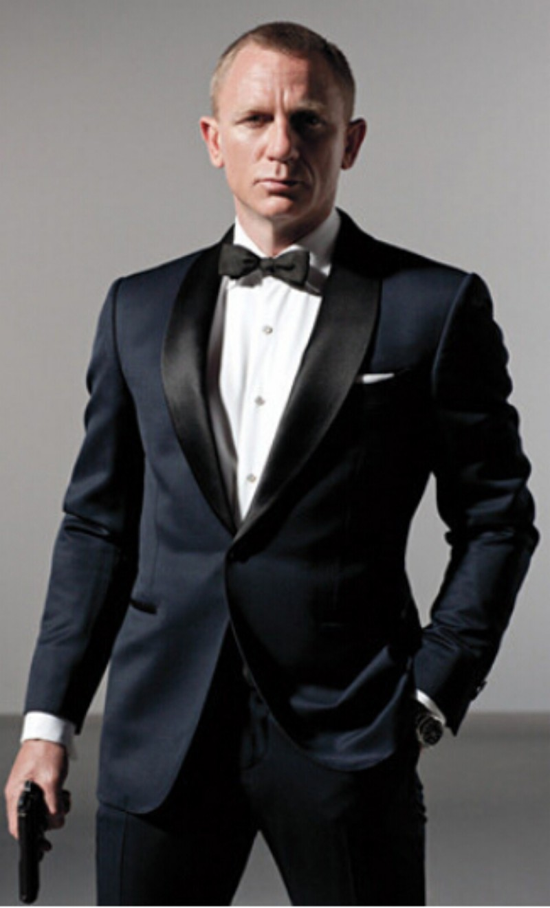 Navy blue suits for mengroom wear wedding tuxedoscustomluxury navy blue suits for mengroom wear wedding tuxedoscustomluxury mens formal tuxedo suit groomsmen dress jacketpantsbow tie in suits from mens clothing junglespirit Image collections