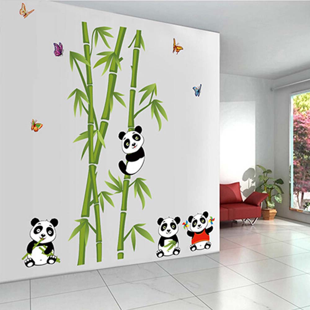 Panda Wall Decor Beli Murah Lots From China