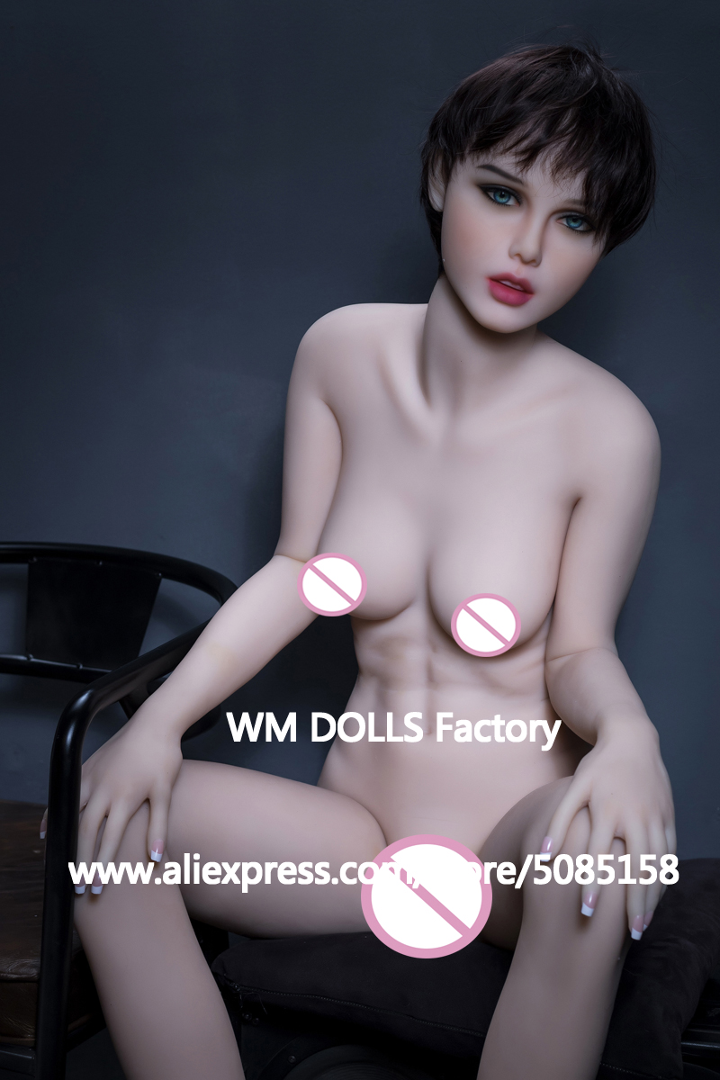 Image 3 - WMDOLL 168CM Top Quality Full Silicone Sex Doll For Men Sexy Dolls Realistic vagina small breast love doll masturbator adult toy-in Sex Dolls from Beauty & Health