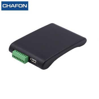 CHAFON 1M uhf rfid desktop reader emulate keyboard version No Driver for access control