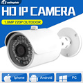 HD 720 P 1MP Ip-камера Открытый Водонепроницаемый Ночного Видения ВИДЕОНАБЛЮДЕНИЯ Главная Видеонаблюдения Камеры Безопасности P2P Облако Приложения Просмотра XMEye