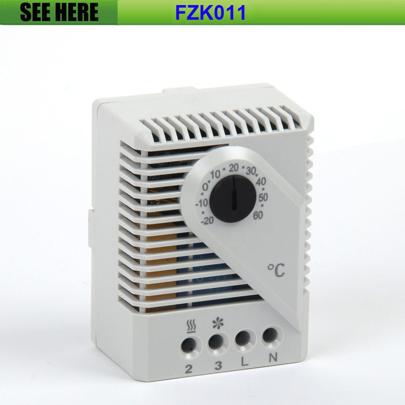 Free Shipping -20 to +80 Centi-degree (-4 to +176 Fahrenhite) Industrial Thermostatic Bimetal Connect Fan Temperature Controller free shipping 10l 20 to 99 degree low temperature stirring reaction bath