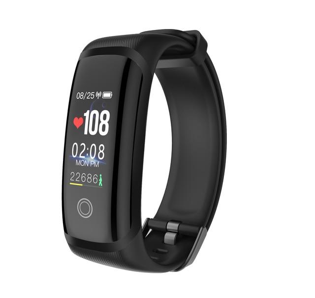 M4 Smart Bracelet Fitness Tracker Color Screen Sport Blood Pressure real time Heart Rate Monitor IP67 Waterproof  Smartt Watch