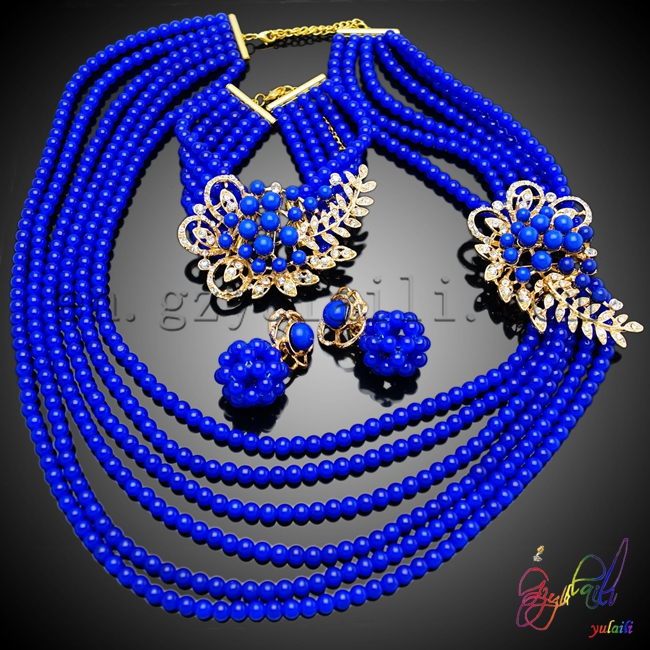 Yulaili Fashionable Jewelry Set  Pomposity Jewelry SetYulaili Fashionable Jewelry Set  Pomposity Jewelry Set