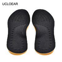 O Leg Orthotic Arch Support Shoe Pad Insoles Arch Support Damping Massage Correct Flat Foot Protect