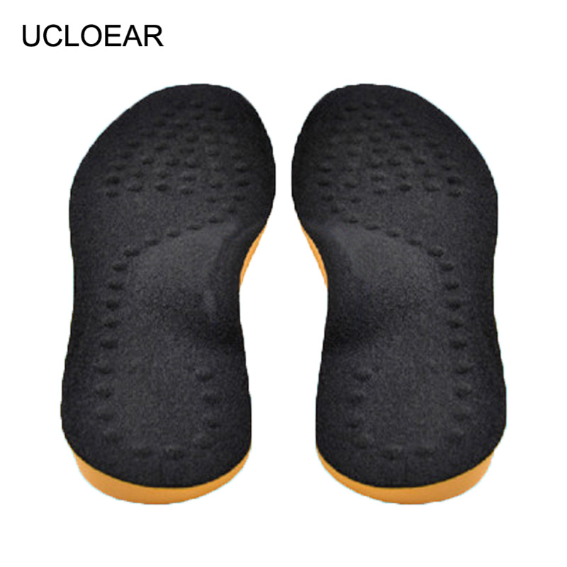 O-Leg Orthotic Arch Support Shoe Pad Insoles Arch Support Damping Massage Correct Flat Foot Protect Arch Feet Care Pads XD-041