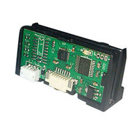 Serial port RS232 Embedded Magnetic Strip Card Reader Module for POS Terminal