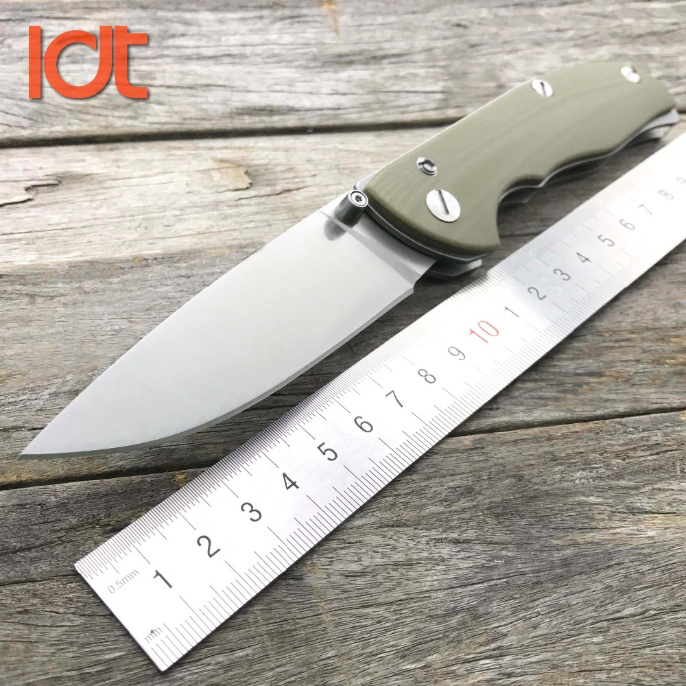 LDT Bear Tabargan 95 Folding Knife D2 Blade G10 Handle Tactical Survival Camping Knife Utility Outdoor EDC knife Pocket OEM Tool l flamand tribology for energy conservation 34