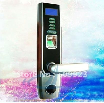 Cutting Edge Fingerprint Matching Technology Fingerprint Door Locks  LA501