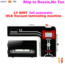 (Russia no tax!) LY 899T 5 in 1 OCA Vacuum Pump Bubble Remover and Air Compressor LCD Laminating machine