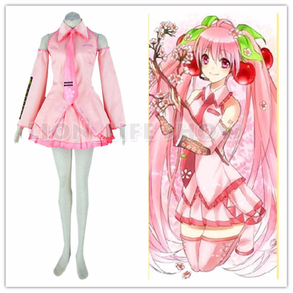 font-b-vocaloid-b-font-sakura-miku-cosplay-pink-costume-animation-apparel-red-dress-skirt-necktie-sleeves-free-shipping