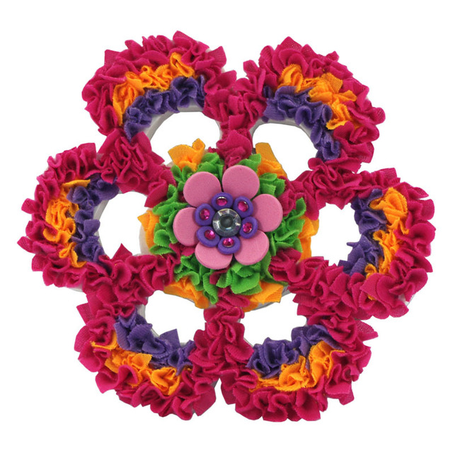 New arrivals Diy Flower  Wall Craft plush toy