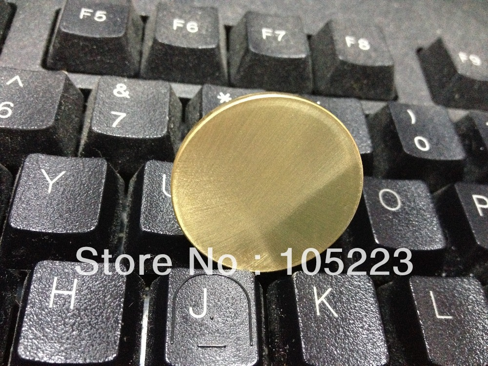 Sample Test Quality Blank coin , wholesale 100 pcs brass blank size 28.4mm thickness 2.5 ...