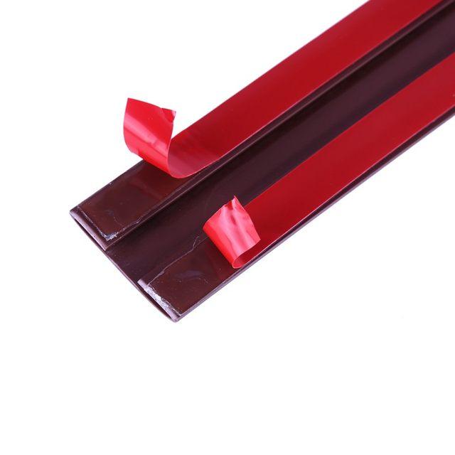 Under Door Draught Excluder Bath Mat Under Door Draft Stopper Door Wind Blocker  Door Bottom Seal Strip Gap Excluder Protector