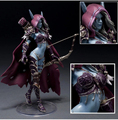 14.5CM WOW action figure toy Sylvanas Windrunner classic toys for boys