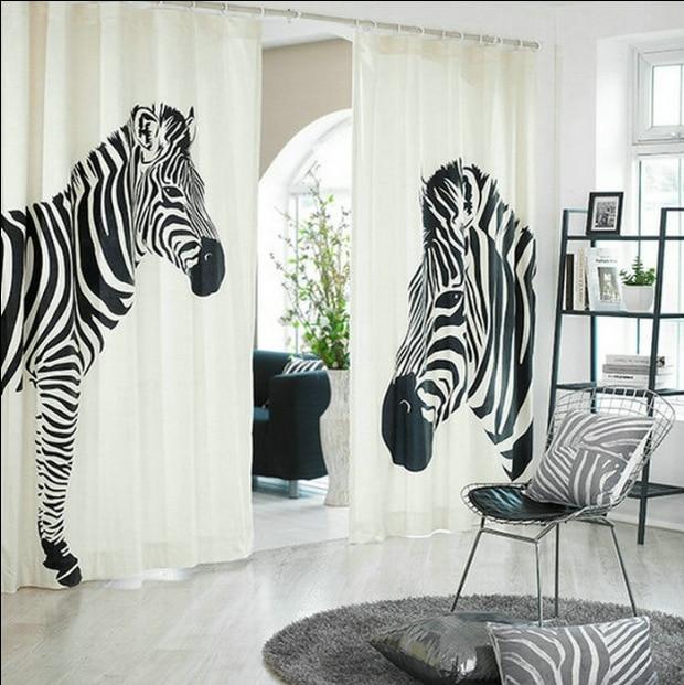 Zebra Curtains Reviews - Online Shopping Zebra Curtains Reviews on ...