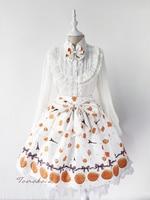 (LLT063) New Fashion Beautiful Gothic Lolita Sweet Skirt for Women Cosplay Costumes Retro Dresses Customized